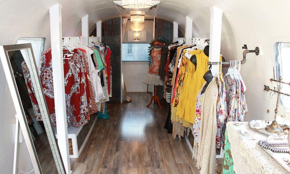 soul revival boutique boutique hub shop local Brooke brook western fashion fashionista glamour fringe serape flannel Charlie 1 horse style boho gypsy Loretta lynn airstream