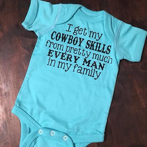 boho babe little cowboy baby boy cowgirl magazine