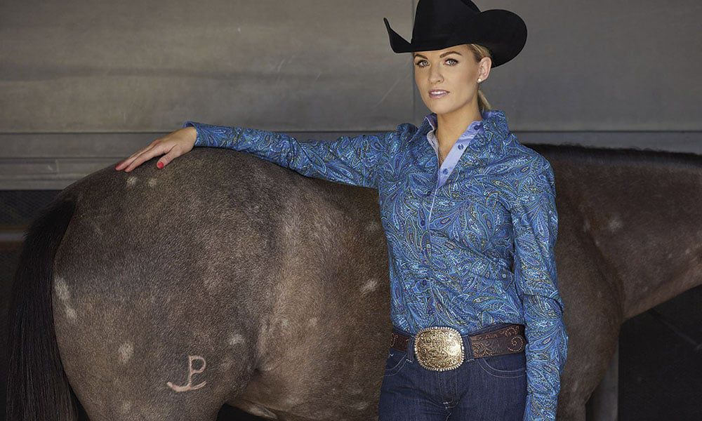 CR RanchWear cowgirl magazine