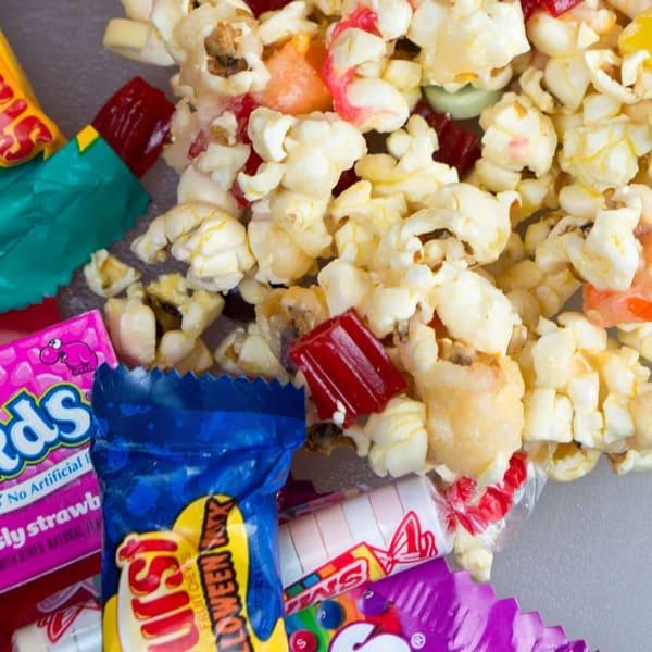Candy-Popcorn