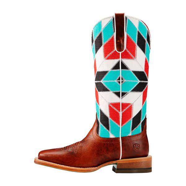 Ariat Women's Mirada Cowboy Boots Cowgirl Magazine