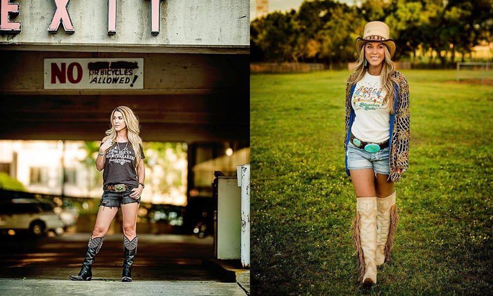 the bleacher babe bleacher babe squad western fashion western couture boho vintage nfr Las Vegas fashion inspiration cowgirl magazine