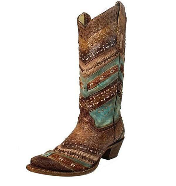 Christmas Cowboy Boot Cowgirl Magazine