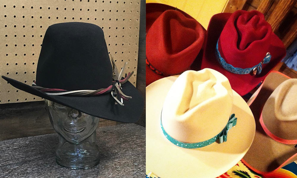 hat crease craze hats warbonnet cowgirl magazine