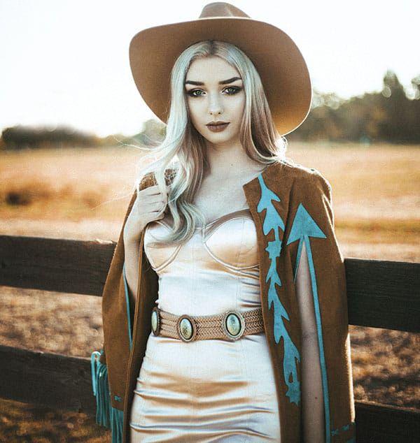 Hailey Nelson Urban Cowgirl Western CO Western Fashion Cowgirl Magazine