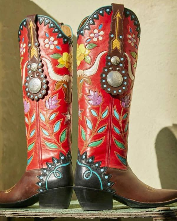 rocketbuster boots cowgirl magazine