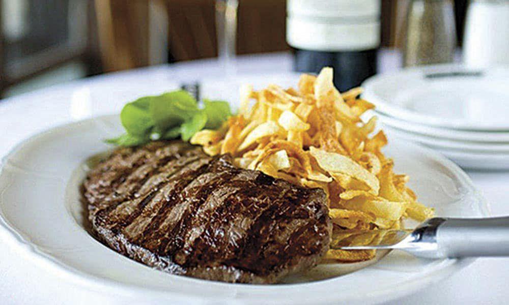 Las Vegas Food wnfr cowgirl magazine