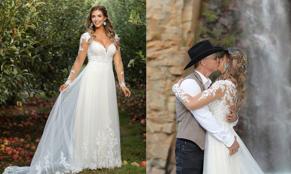 Paige Duke Ty Murray Wedding Cowgirl Magazine