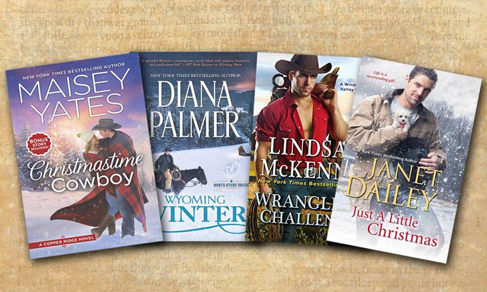 cowboy christmas novels cowgirl magazine