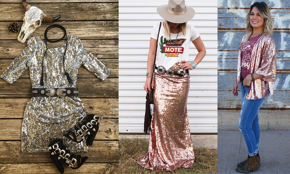 sequins cowgirl magazine