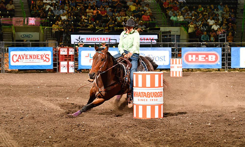 Barrel Racers Wrangler National Finals Rodeo Cowgirl Magazine