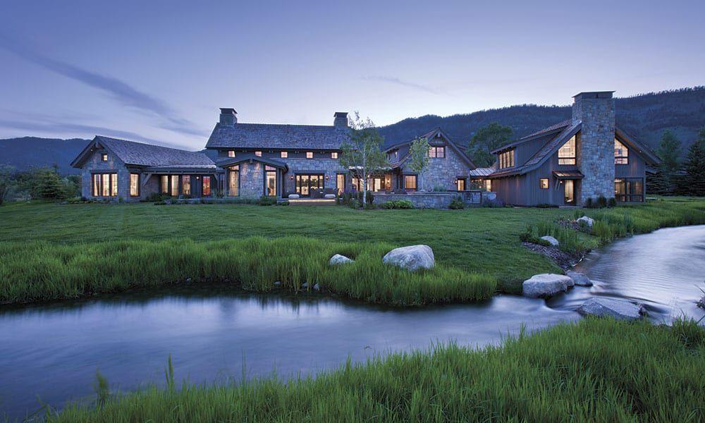 Jackson Hole Wyoming Residence Cowgirl Magazine