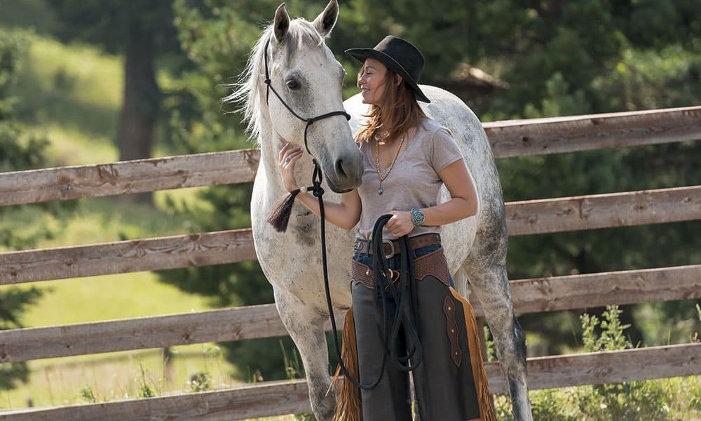Cassidy Freeman Longmire Cowgirl Magazine