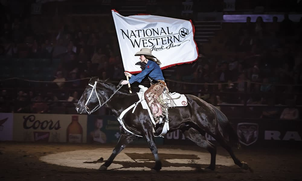 National Western Stock Show Cowgirl Magazine