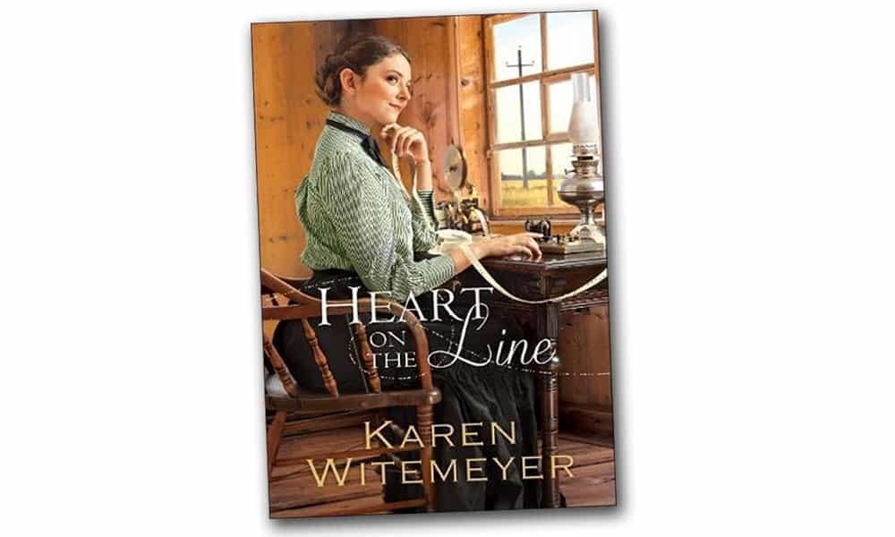 Heart on the Line Karen Witemeyer Cowgirl Magazine