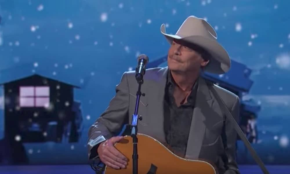 Alan Jackson CMA Country Christmas Country Singer Cowgirl Magazine