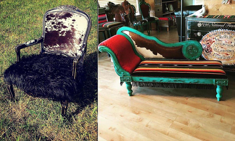 kathy woolley originals furniture cowgirl magazine