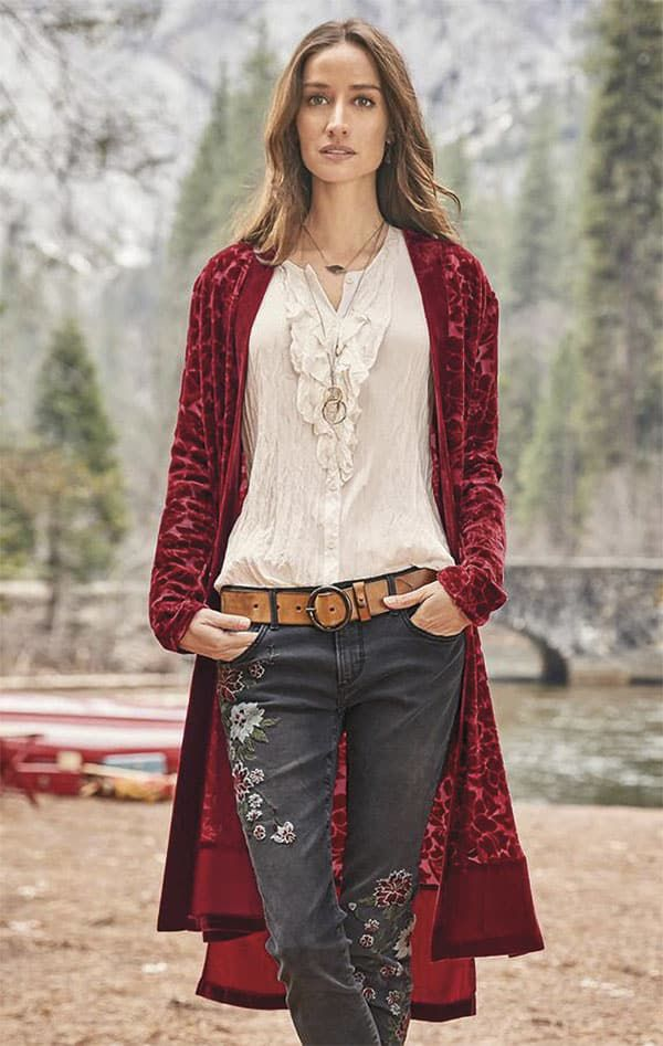 Sundance Cowgirl Style Cowgirl Magzine