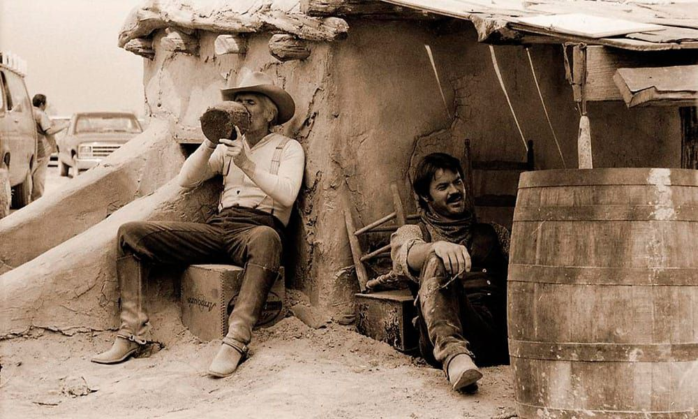 Gus McCrae Robert Duvall Cowgirl Magazine
