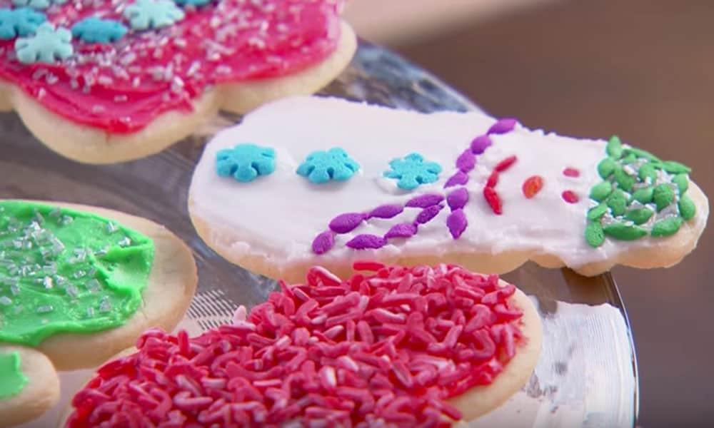 Trisha Yearwood Iced Sugar Cookies Cowgirl Magazine