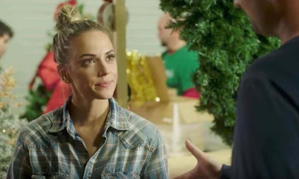 jana kramer christmas movie cowgirl magazine - Country Christmas Movie