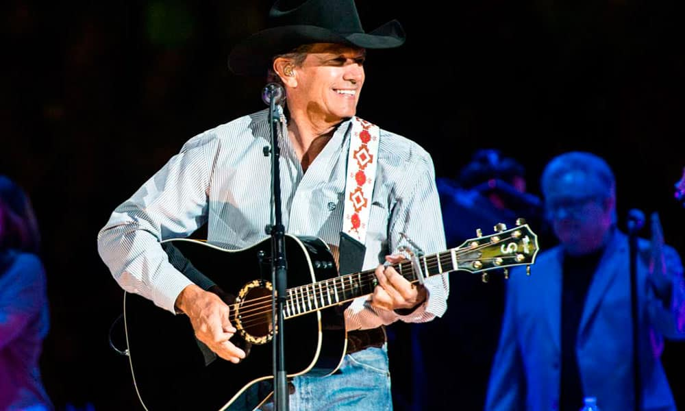 George Strait country king texan of the year cowgirl magazine