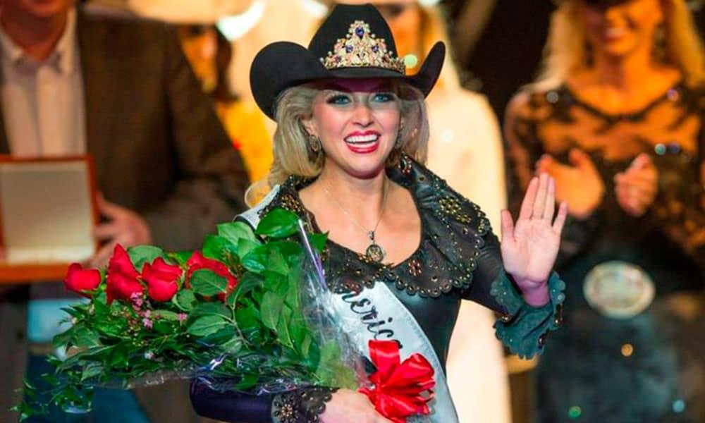 Miss Rodeo America Cowgirl Magazine