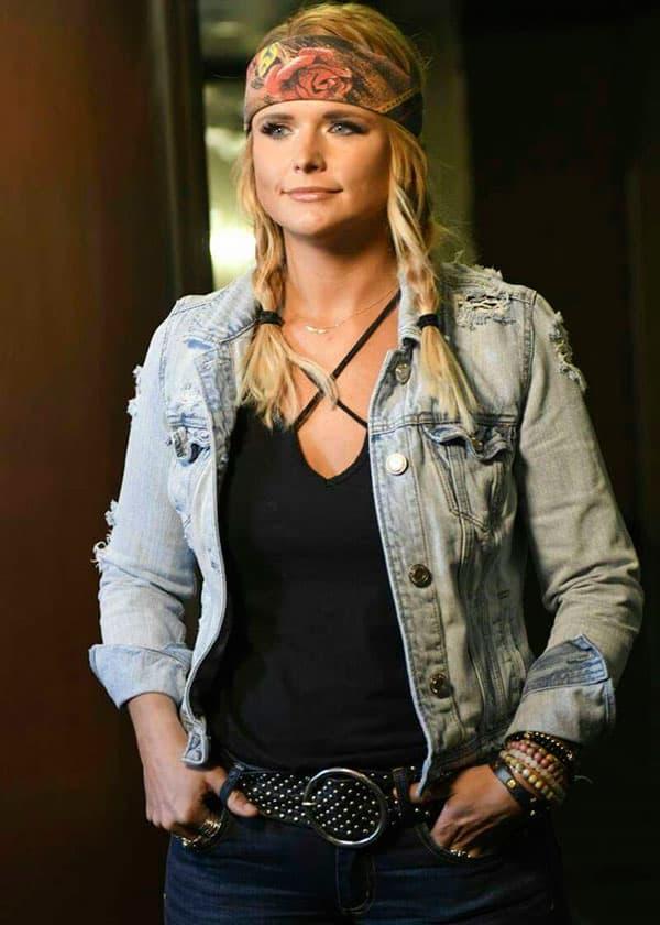 Miranda Lambert 15 best looks fashion cowgirl magazine