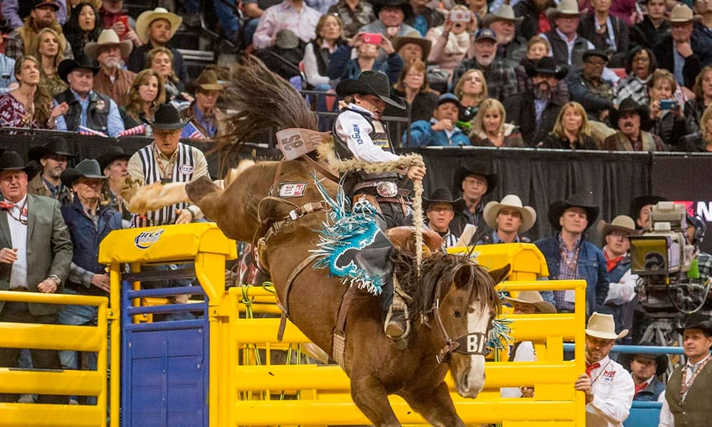 WNFR Saddle Bronc Riders Ryder Wright Jacobs Crawley Cowgirl Magazine