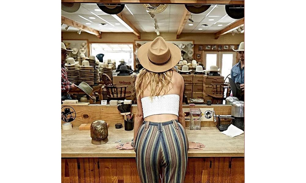 the best hat store danny dan adams fort worth stockyards american hat co cowgirl magazine slusher photo janzen jackson photography