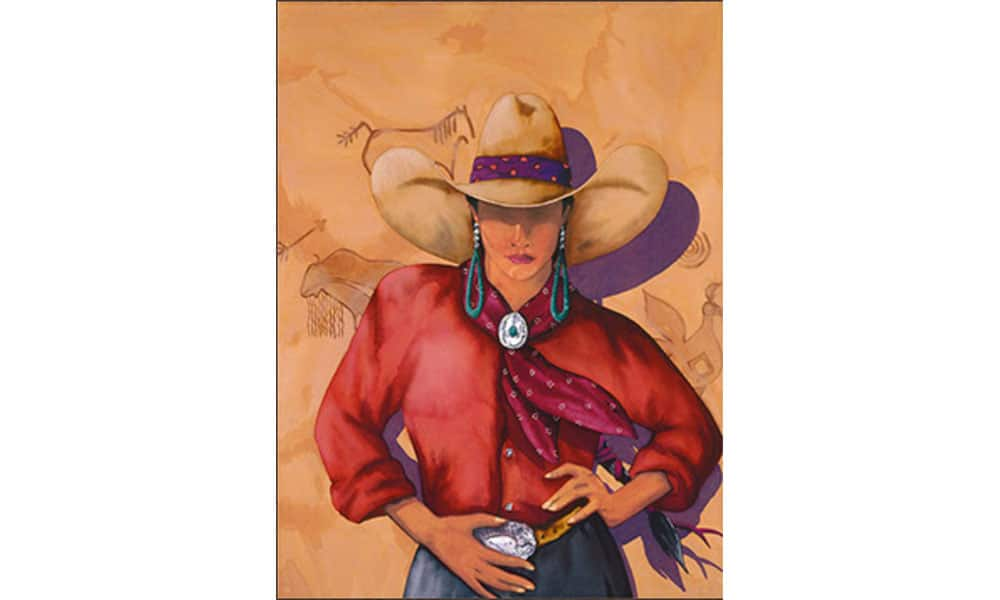 doreman burns cowgirl magazine