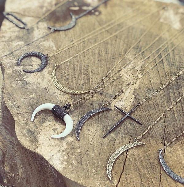 Bone X Dawn jewelry necklaces cowgirl magazine