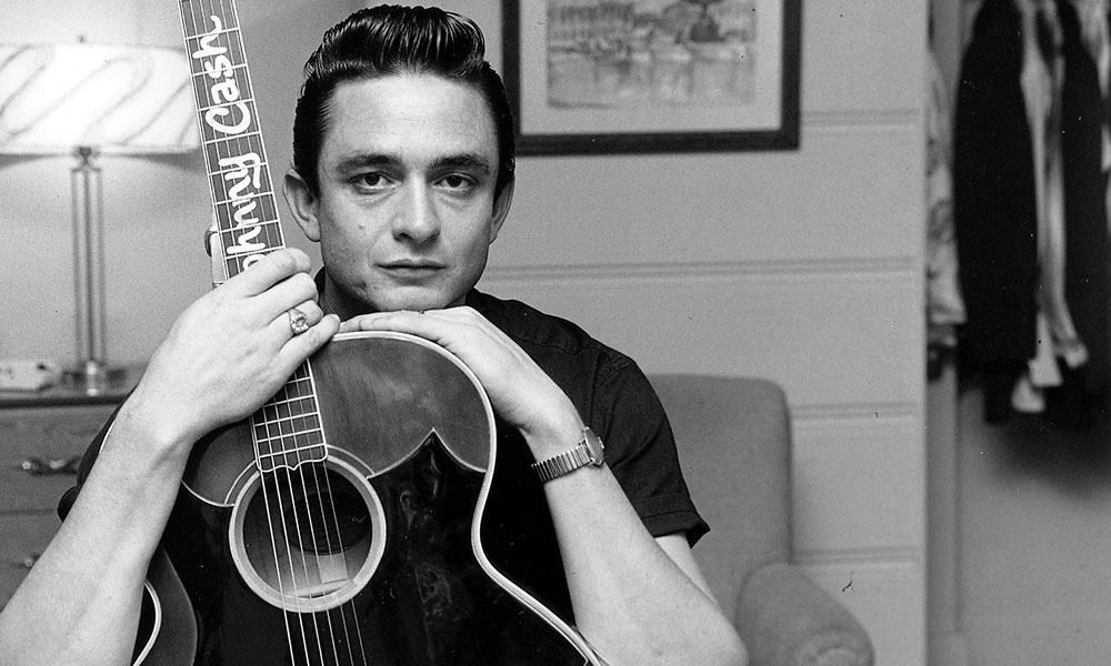 Johnny Cash Sun Studios Demo Cowgirl Magazine