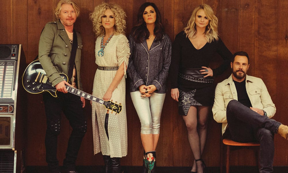 Miranda Lambert Little Big Town The Bandwagon Tour Cowgirl Magazine