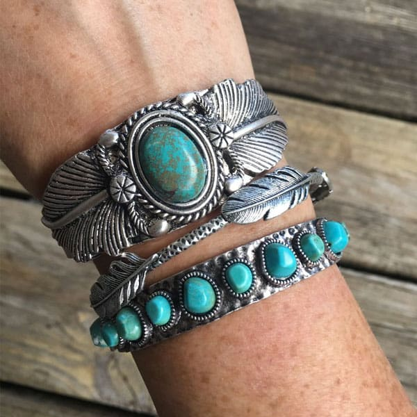 turquoise jewelry cowgirl magazine