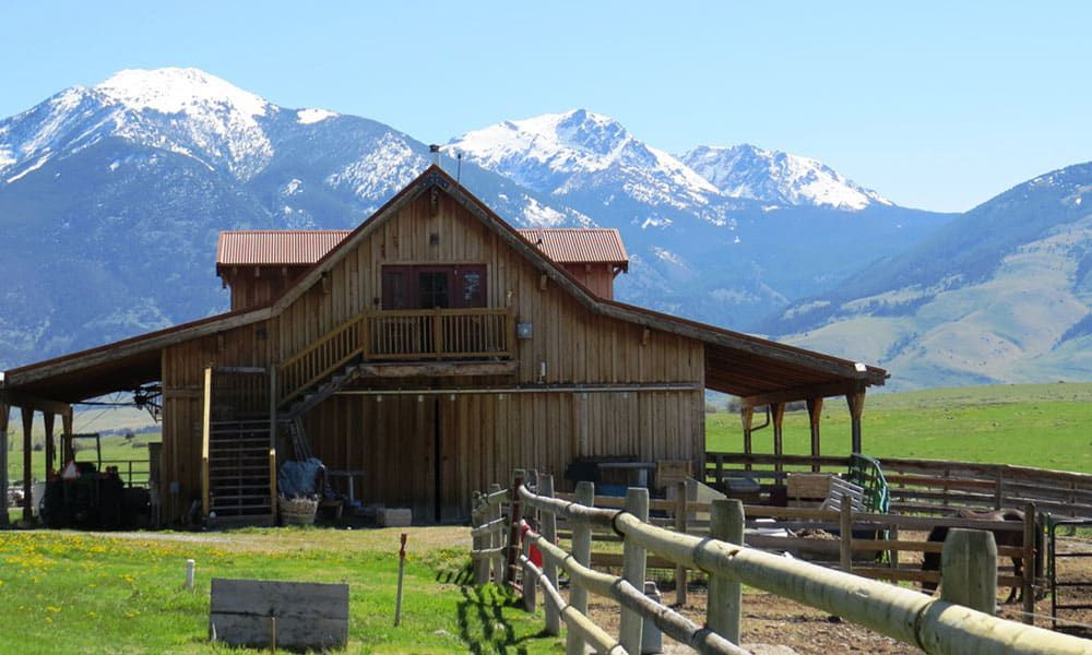 Cabins Horse Property Cowgirl Magazine