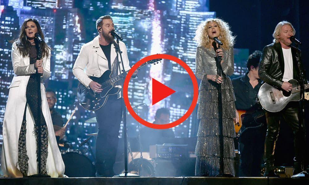 Little Big Town 2018 Grammy Performance Cowgirl Magazine