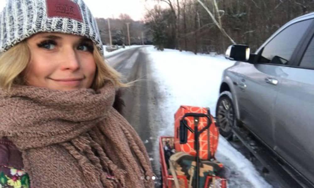 Miranda Lambert Reaction Snow Storm Cowgirl Magazine