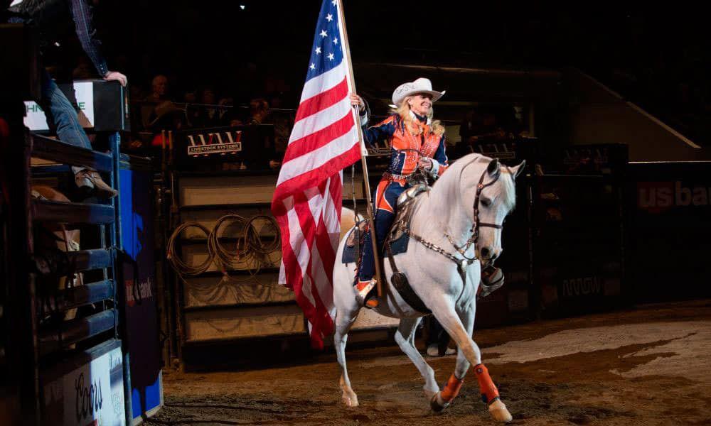 Thunder 2018 Parade Grand Marshal National Western Stock Show Cowgirl Magazine