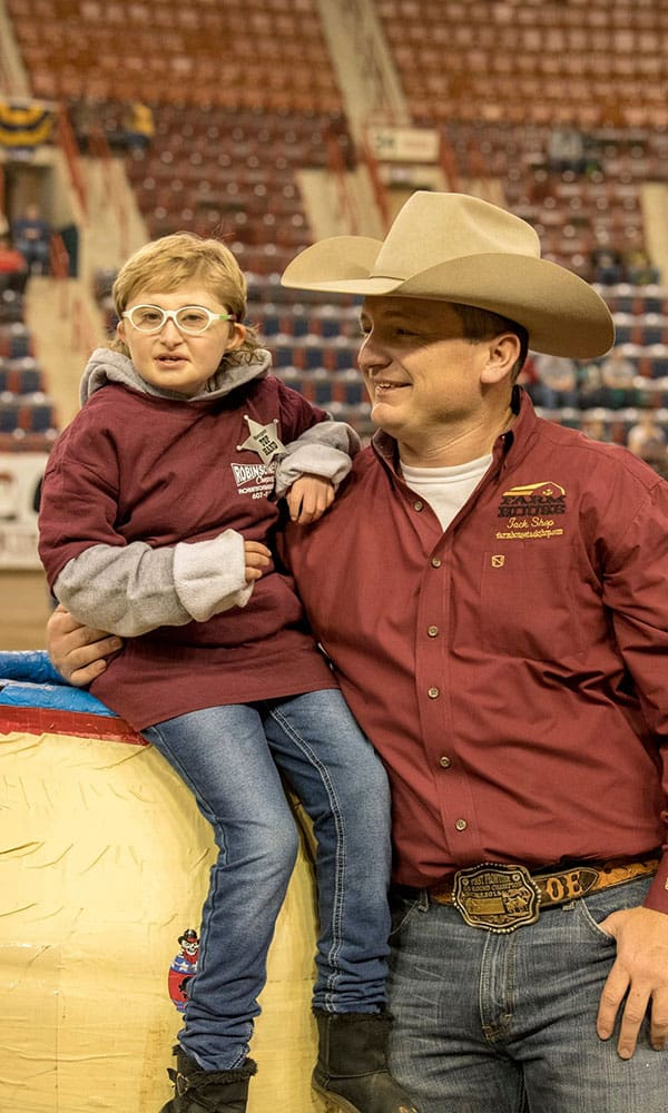 Olin Ellsworth First Frontier Circuit Finals Exceptional Rodeo Cowgirl Magazine