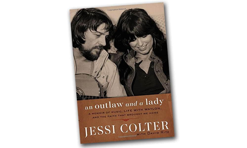 Jessi Colter Outlaw and a Lady Book Cowgirl Magazine