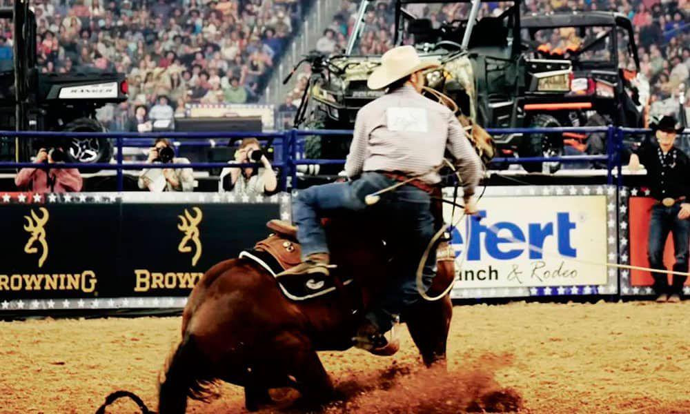 The American RFD-TV Rodeo Cowgirl Magazine