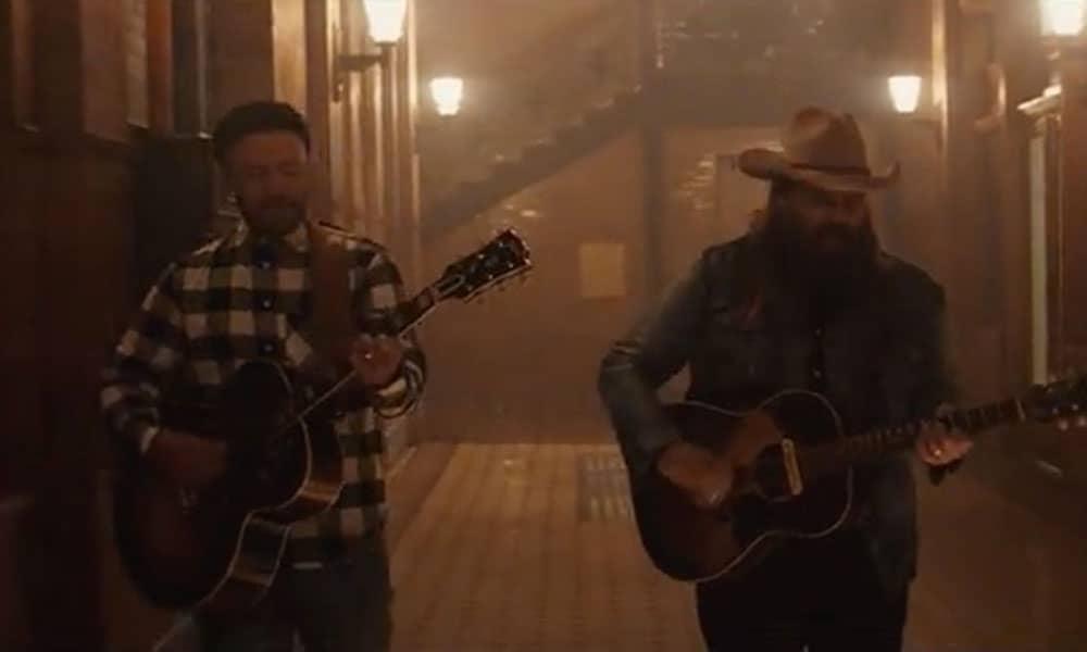 Justin Timberlake Chris Stapleton Music Video Say Something Cowgirl Magazine