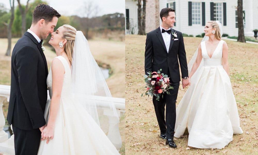 Kadee Coffman Elliott Blair Wedding Cowgirl Magazine