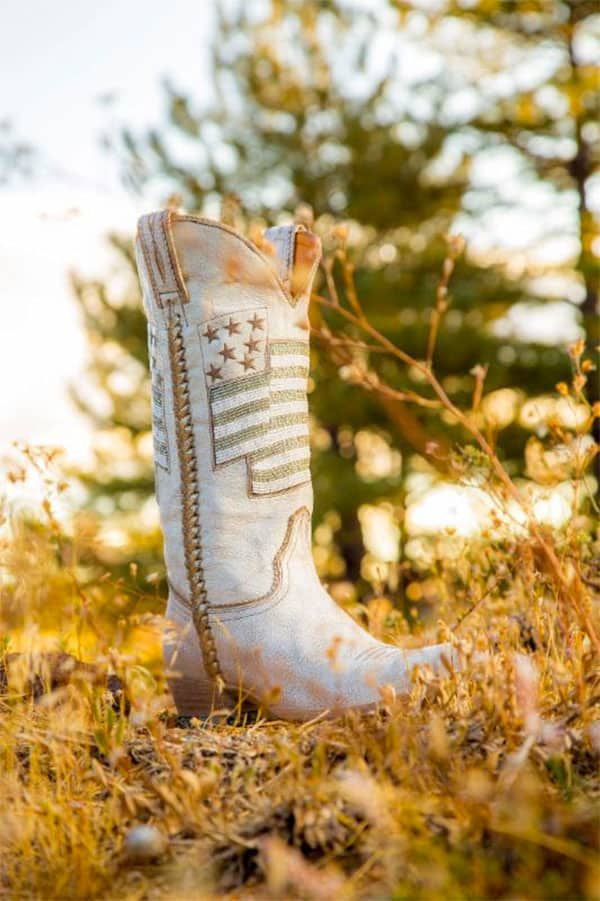 Eleanor Boot by Old Gringo Cowgirl Magazine