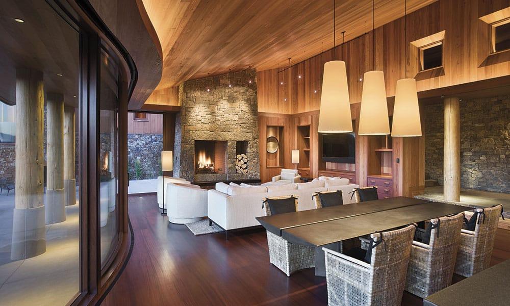 Western Home Jackson Hole Wyoming Architect Cowgirl Magazine