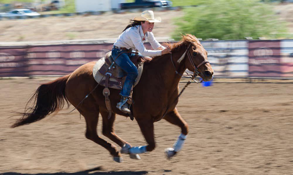 """Cowgirl Magazine"" - Checklist Barrel Racer"