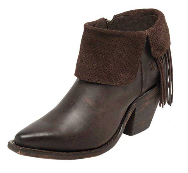 Reba Justin Boots Cowgirl Magazine Hope Boot