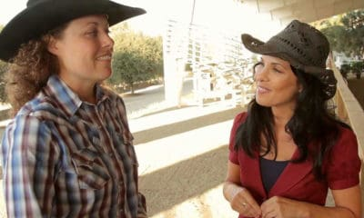 """""""Cowgirl Magazine"""" - Swapping Saddles"""