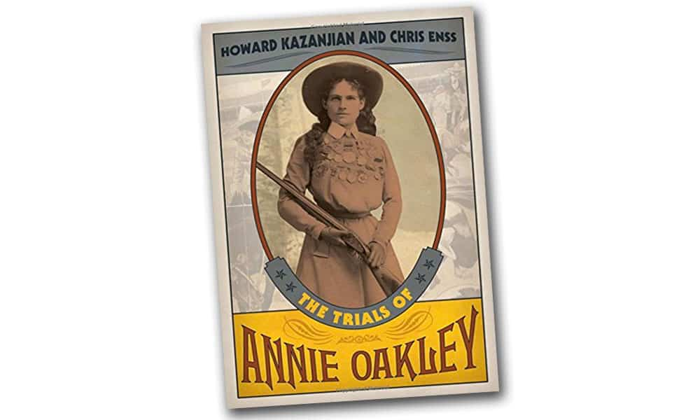 Annie Oakley Chris Enss Book Review Cowgirl Magazine